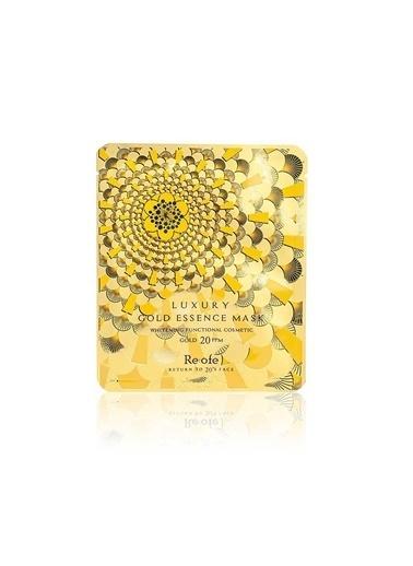 Re:ofe Re:Ofe Luxury Gold Essence - Canlandırıcı Maske Renksiz